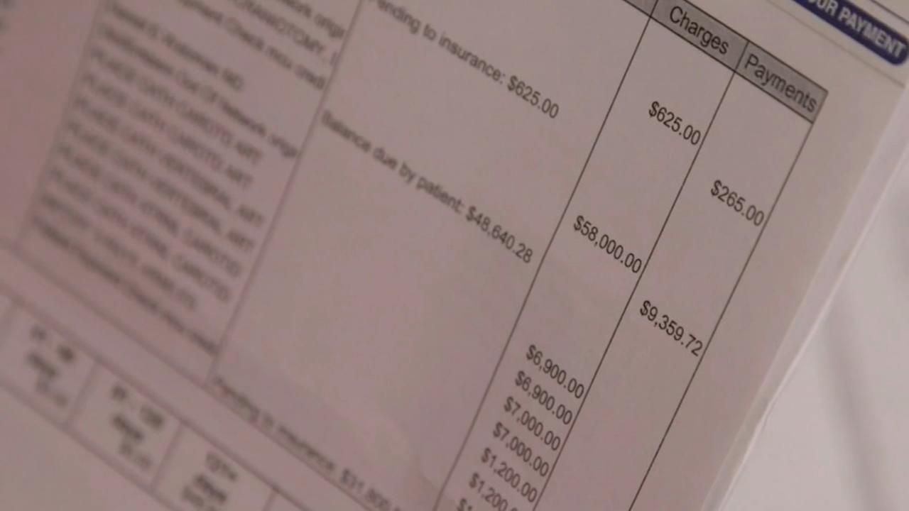 Healthcheck Surprise medical bills