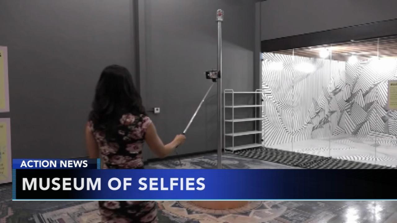 Museum of Selfies to open in California