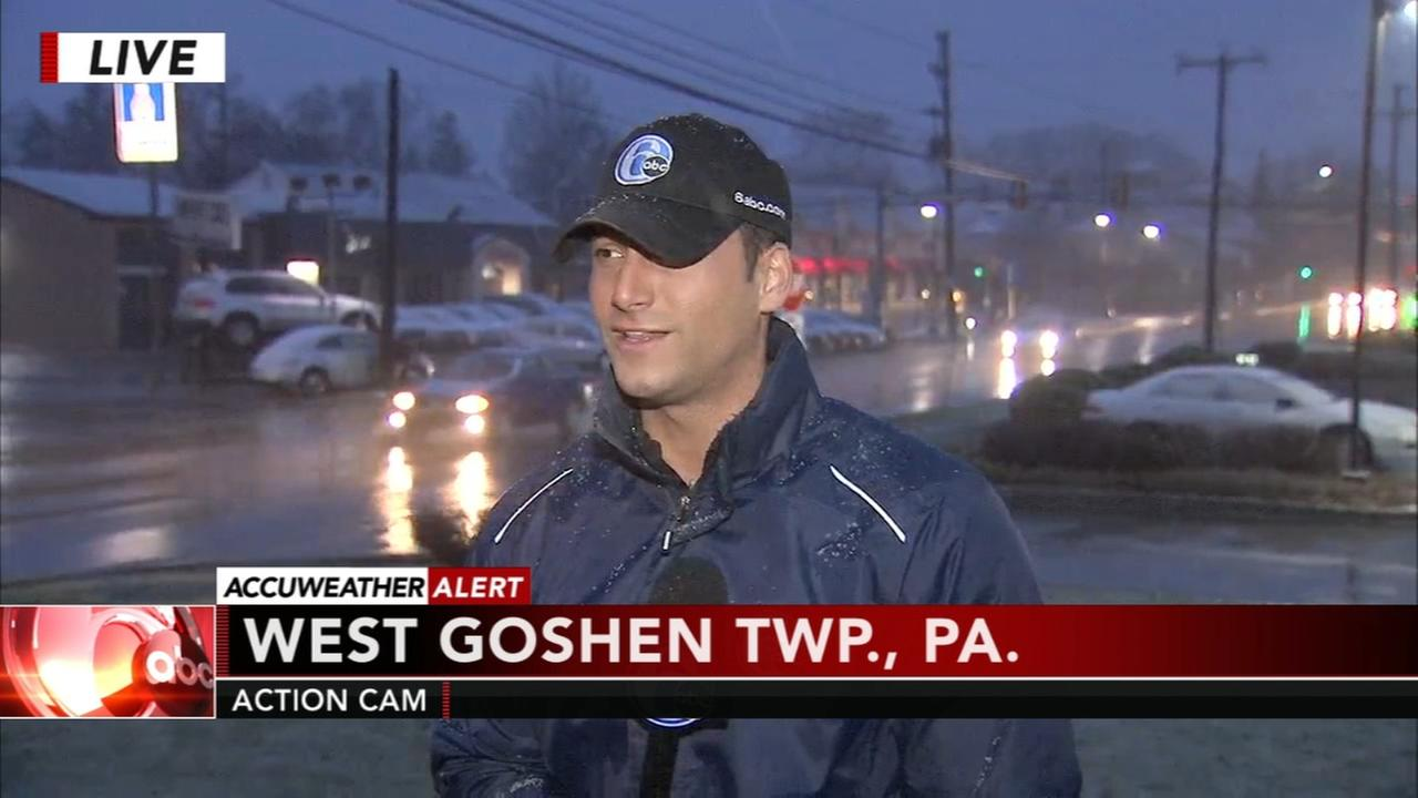 Bob Brooks reports from West Goshen Twp.