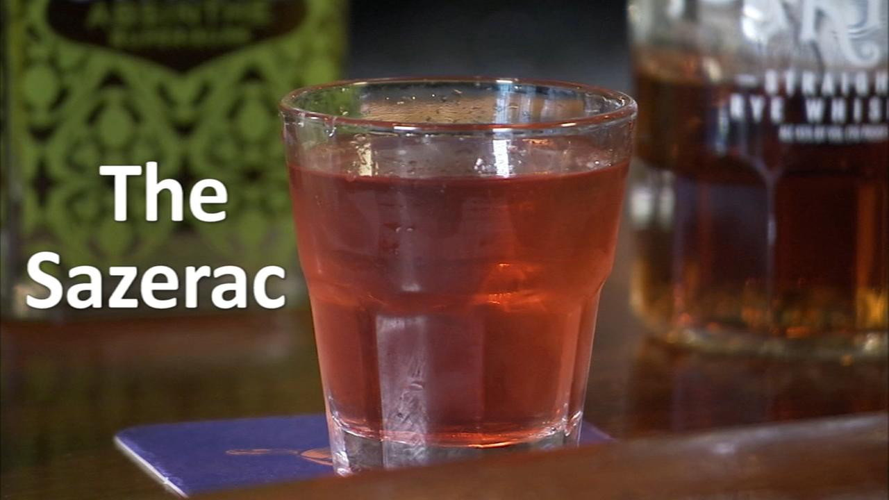FYI on the Scene: How to make a Sazerac