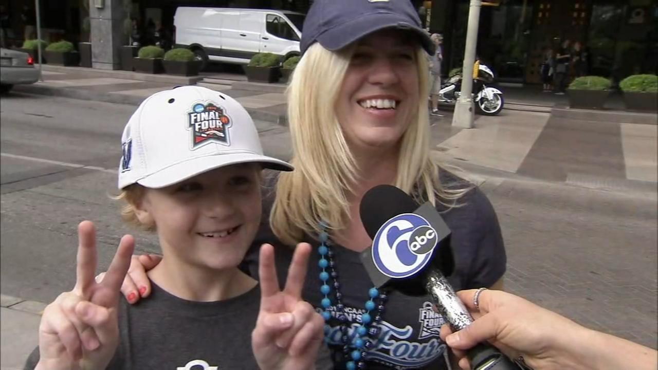 Alicia Vitarelli reports live from San Antonio