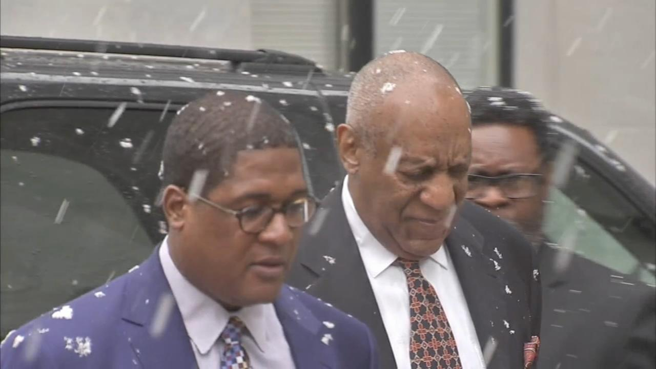 Cosby jury selection begins in Norristown