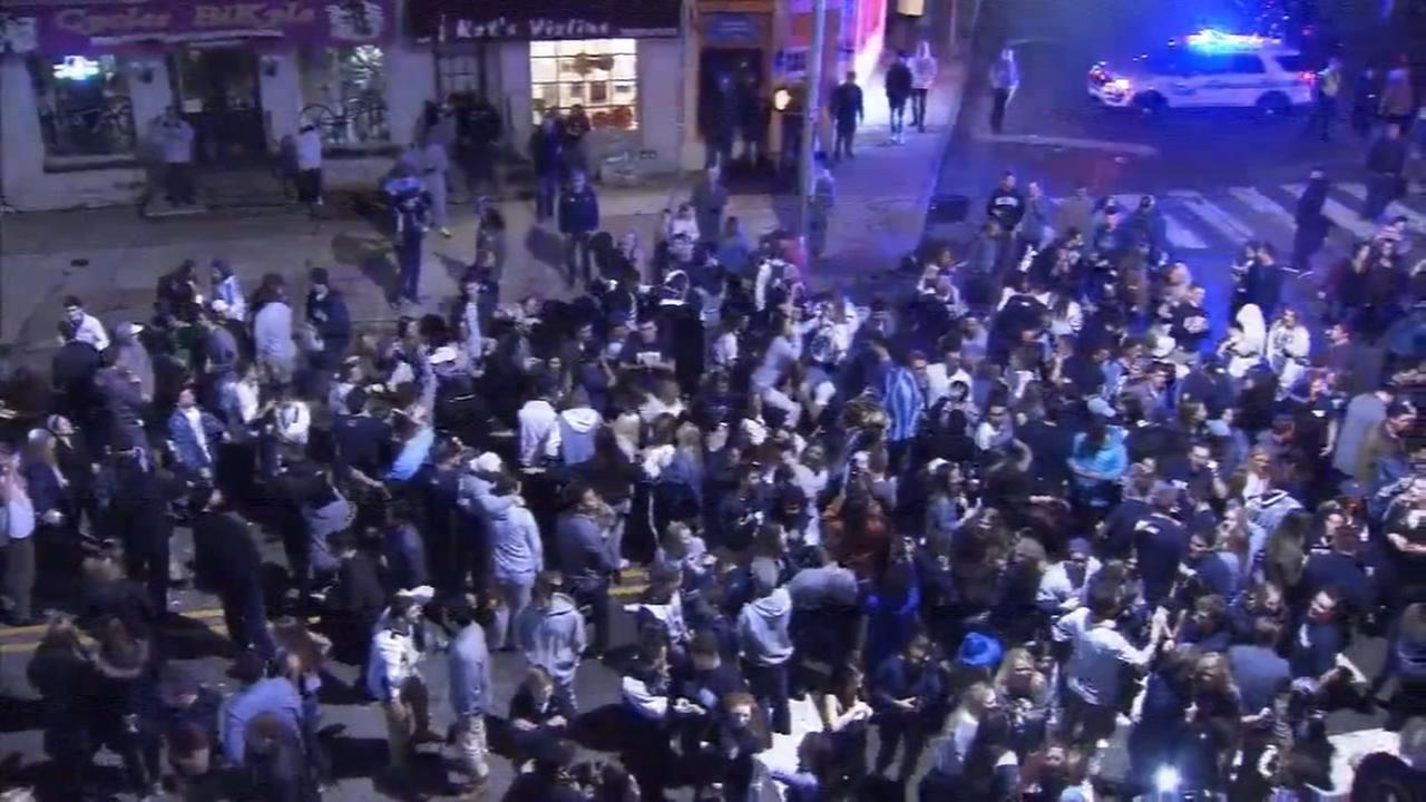 Villanova closed Tuesday after win, celebration