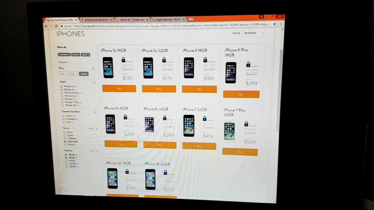 Whats the Deal: Cell phone resale savings