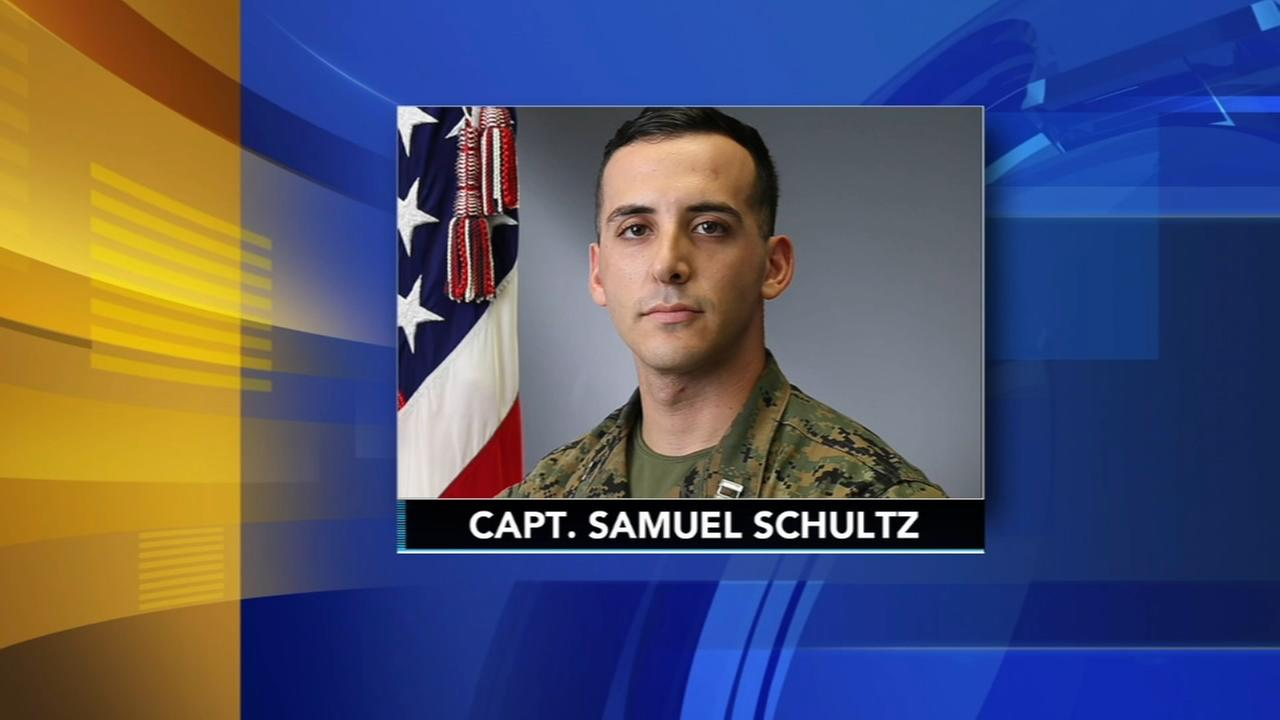 Pa. Marine among 4 dead after helicopter crash in Calif.