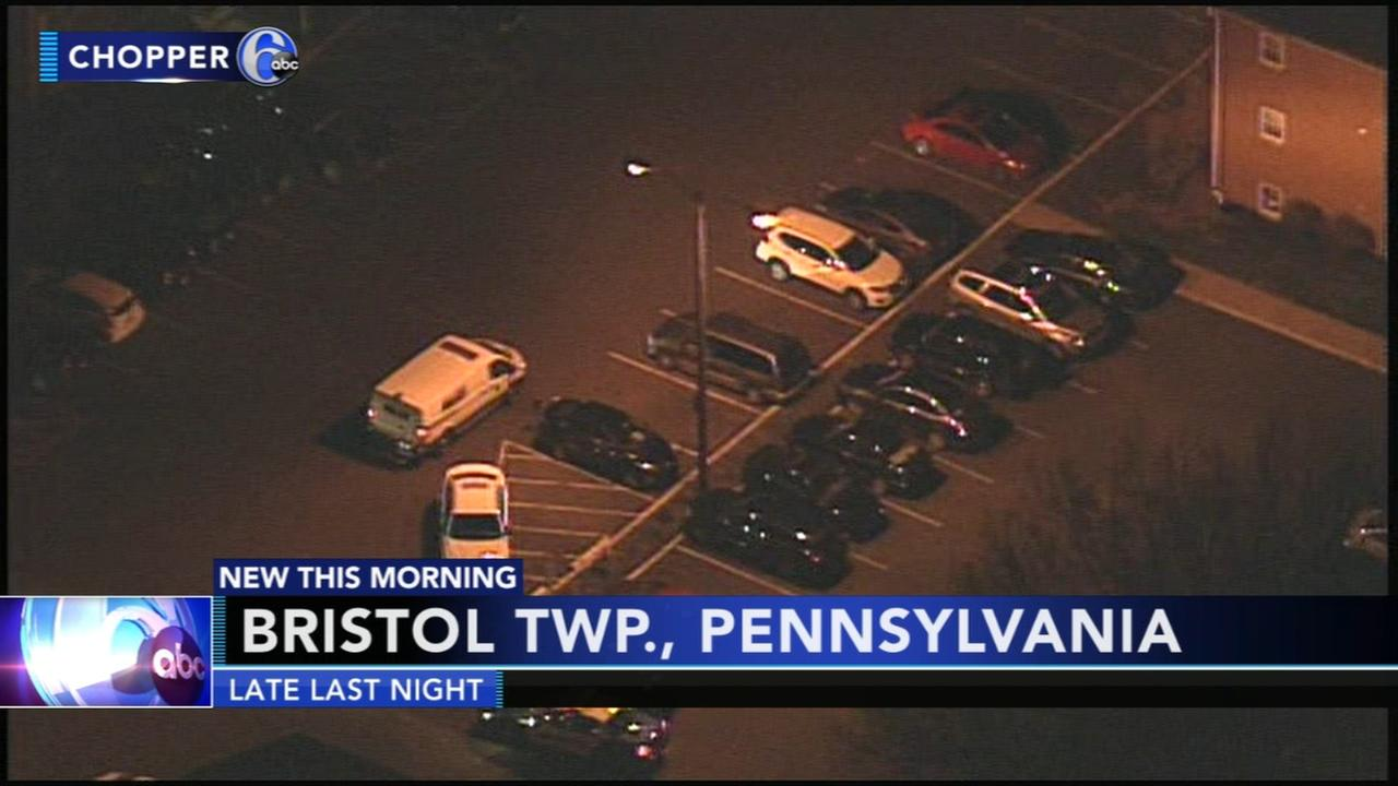 Shooting investigation in Bristol Twp.