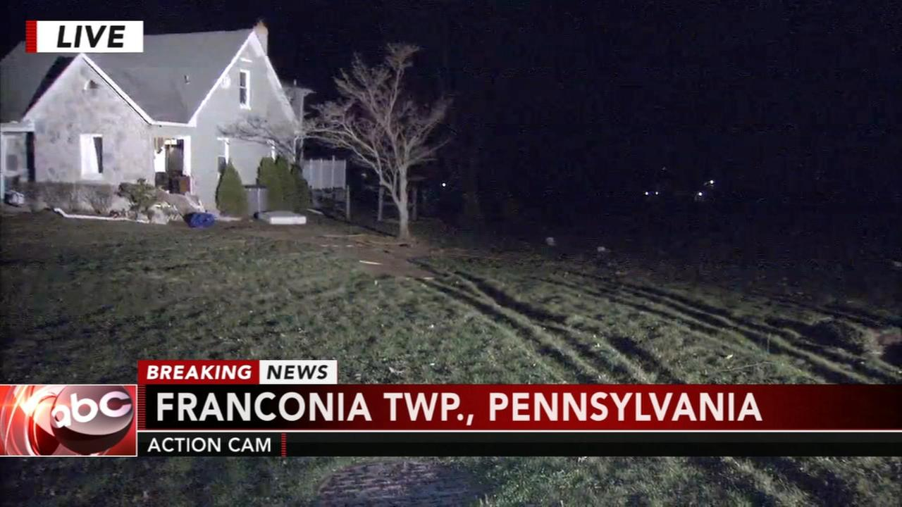Deadly crash in Franconia Twp.