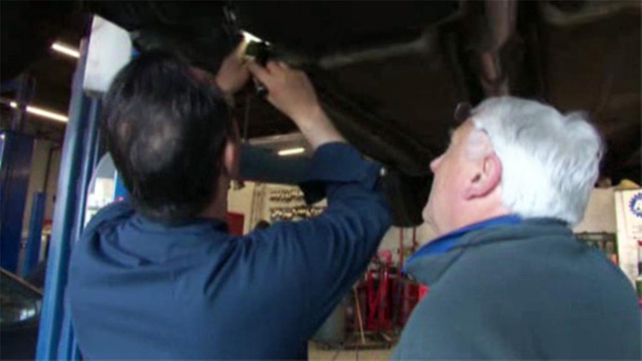 Get the manufacturer to pay for YOUR car problems