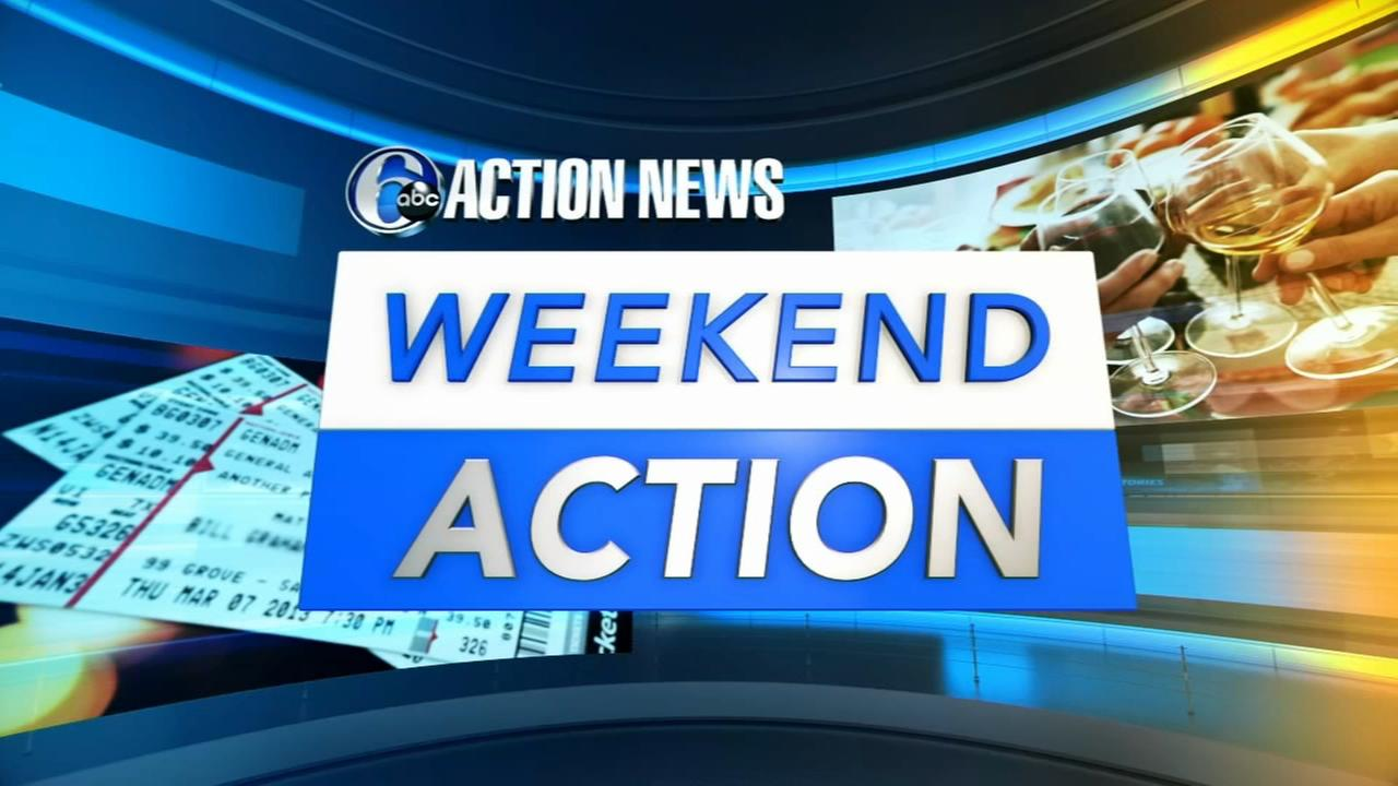 Weekend Action for April 13-15