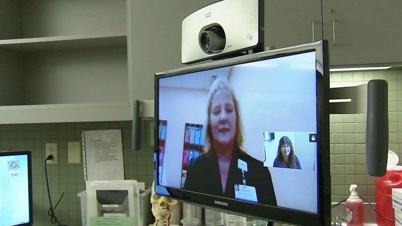 Virtual visits bring specialists closer to patients