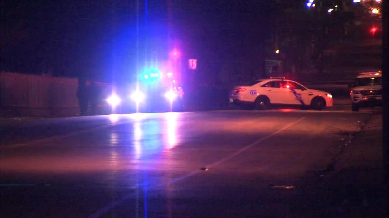 Person struck in North Philadelphia