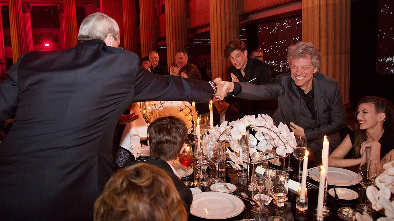 New Jersey Governor hails Bon Jovi Day for Rock Hall inductee