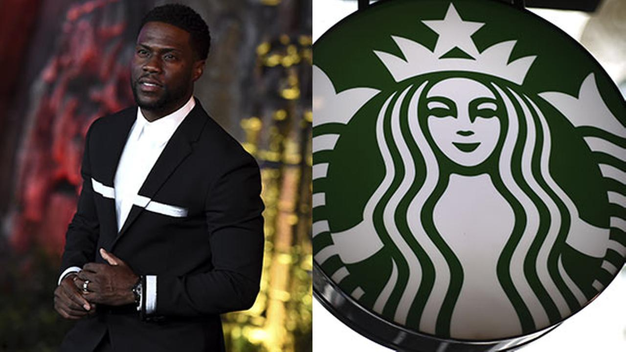 Kevin Hart to Philadelphia Starbucks: Make this right