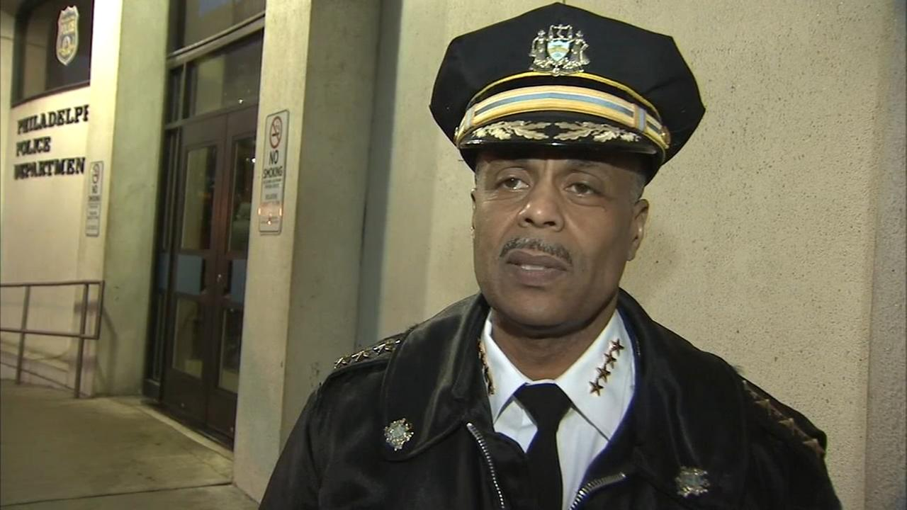 Philadelphia Police Commissioner speaks to Action News on Starbucks arrests