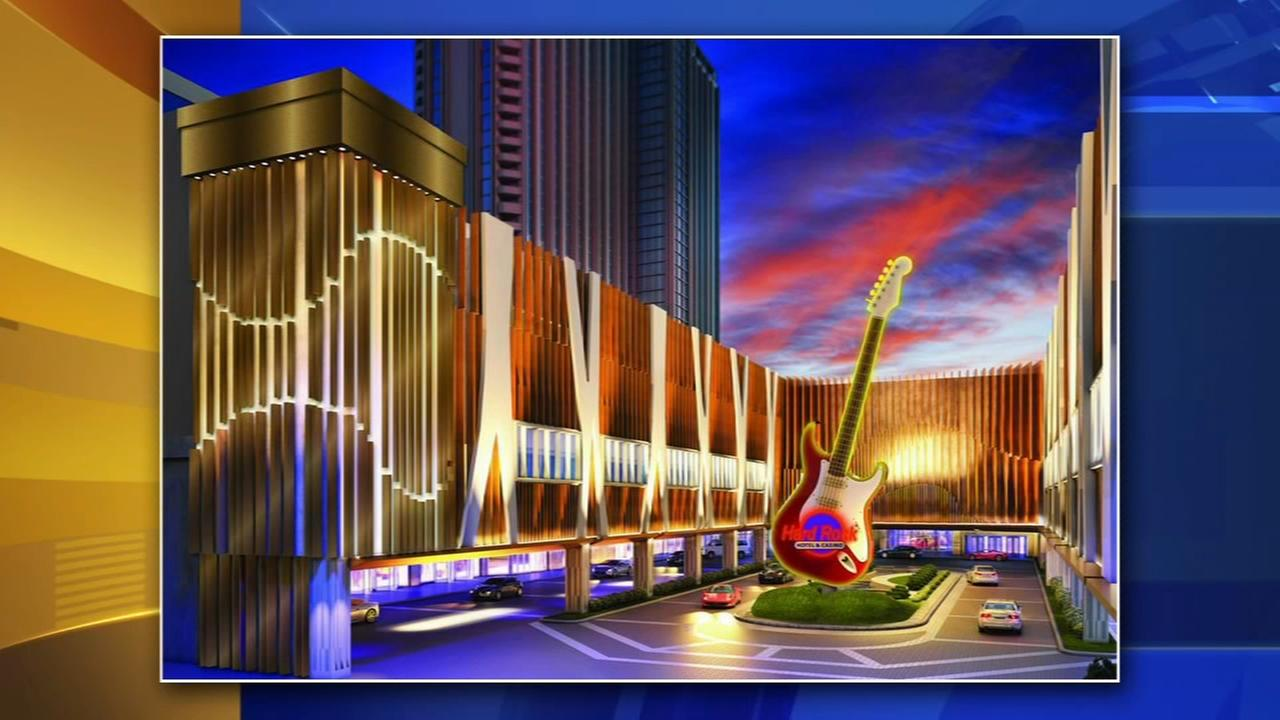 Atlantic Citys Hard Rock casino sets June 28 opening date