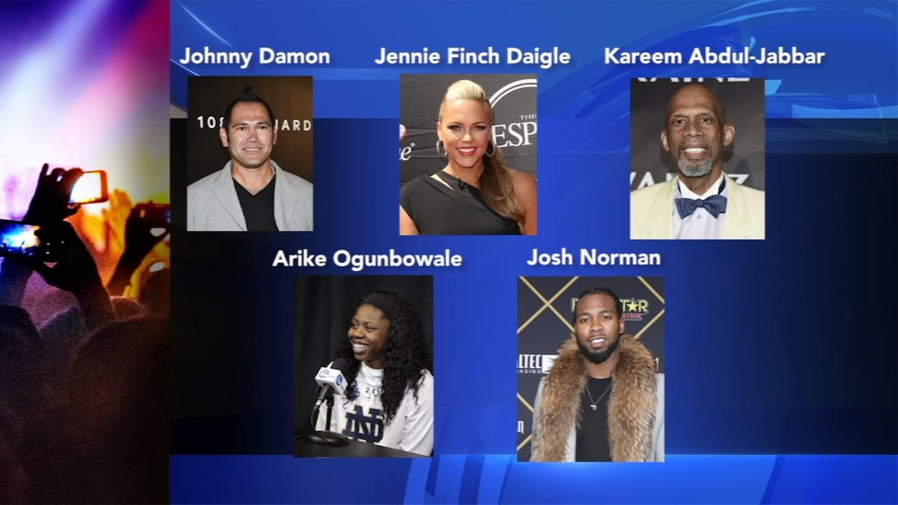 Entertainment Now: DWTS cast revealed