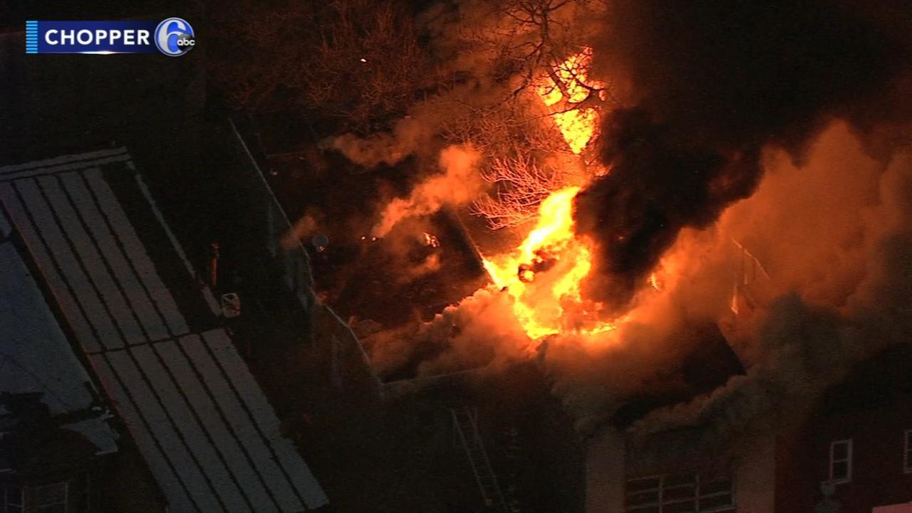 Investigation into West Oak Lane church fire