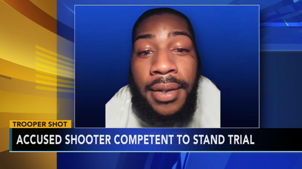 Man accused of shooting at two Pennsylvania State Troopers to stand trial