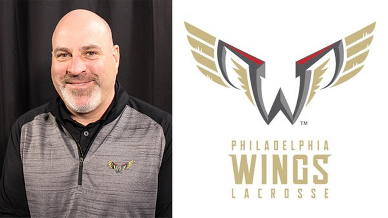 Wings coach, retired officer, excited to bring pro lacrosse back to Philly