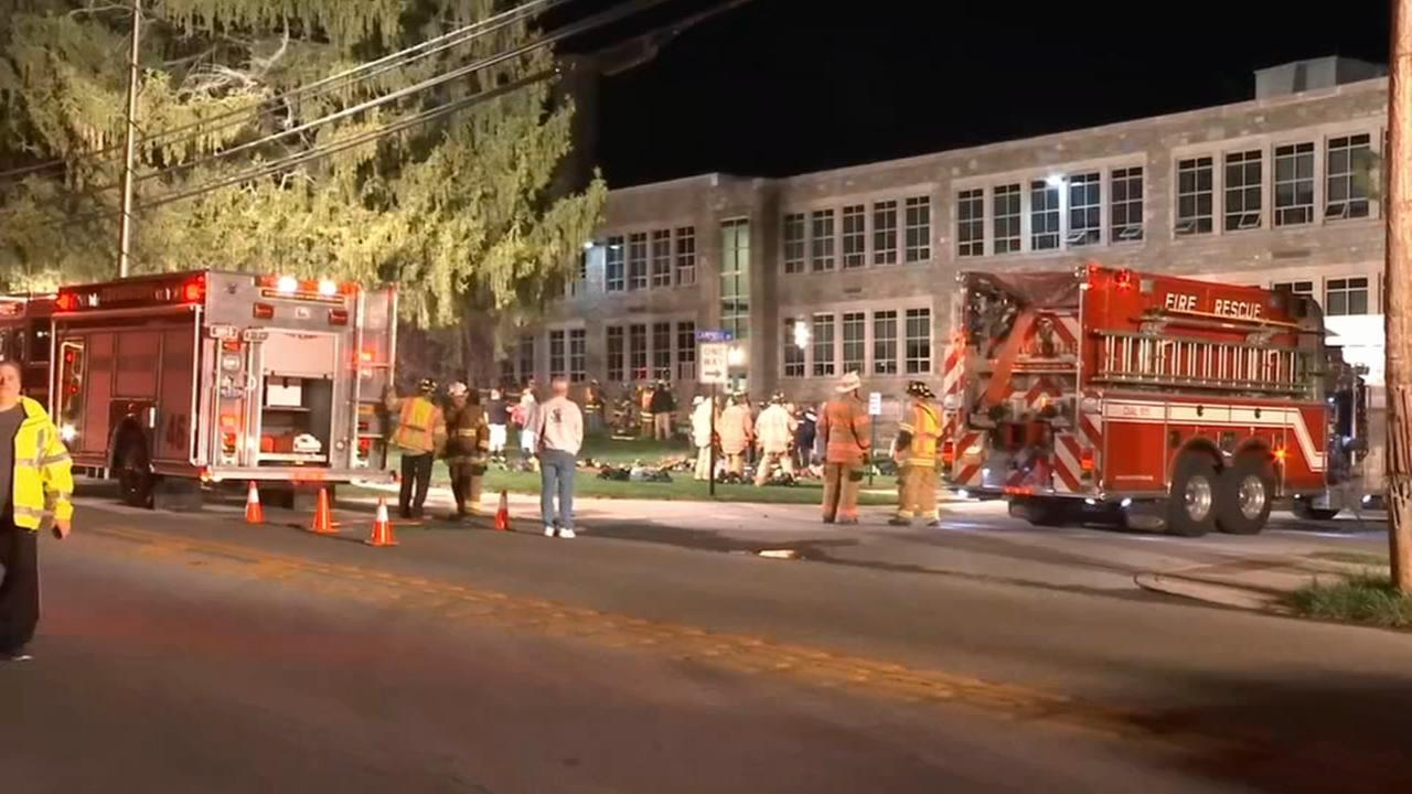 Fire closes STEM Academy in Downingtown