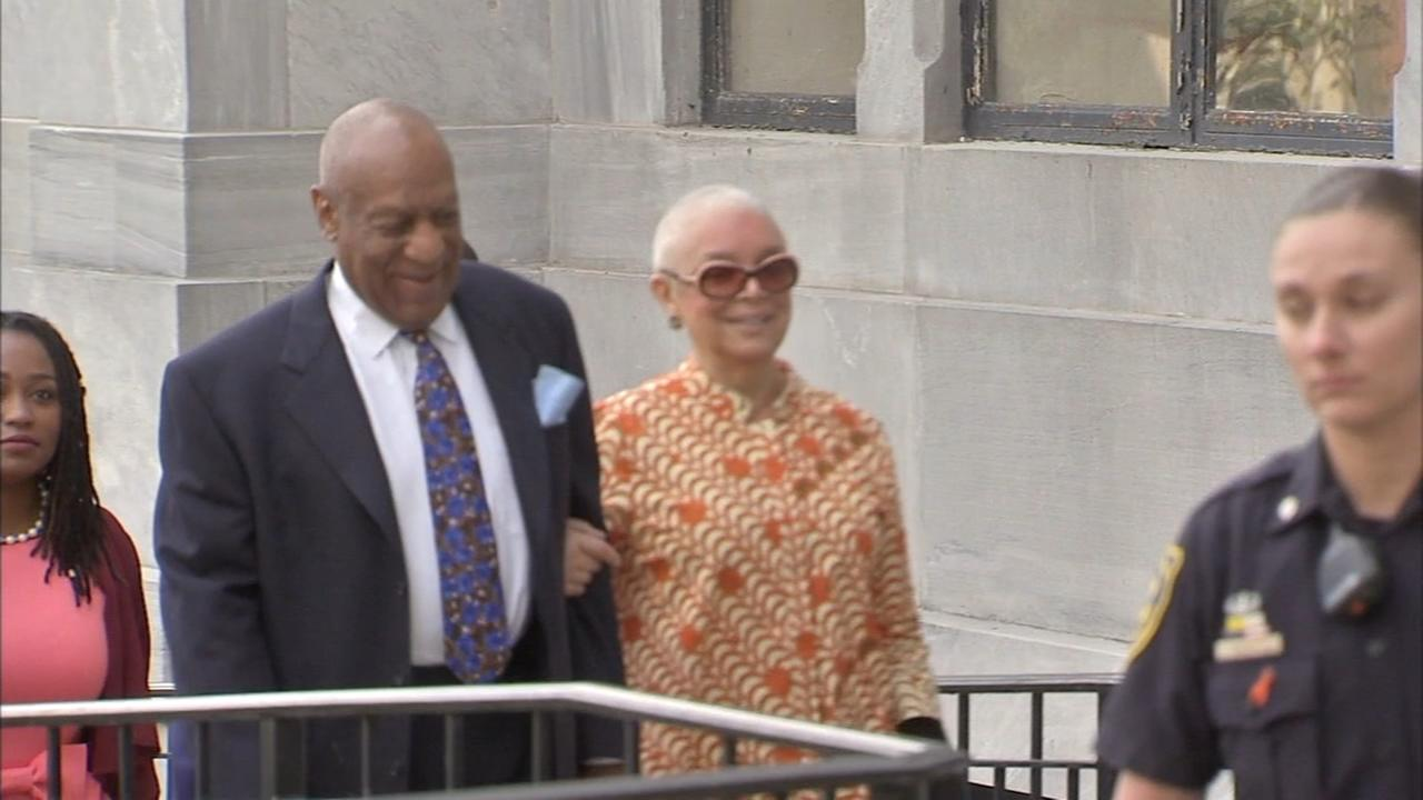 Closing arguments in Cosby retrial