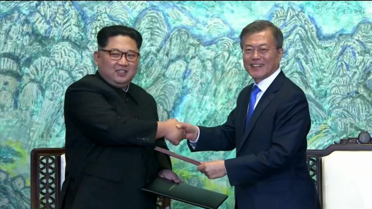 Korean summit lays out a path to peace but short on details