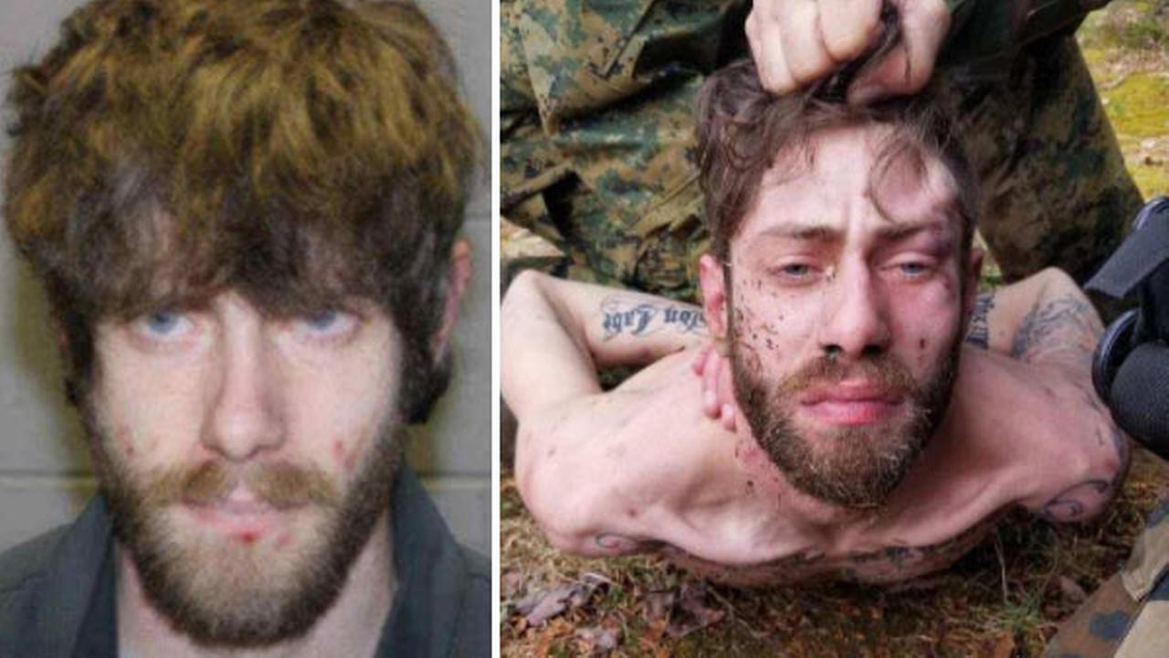 Courtesy: FBI (left), Maine State Police (right)