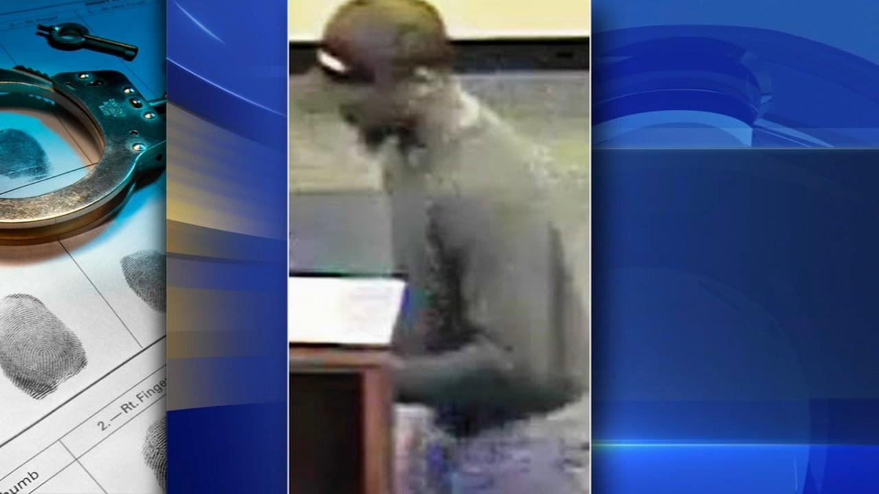 Crime Fighters: Bandit hits Police and Fire Credit Union