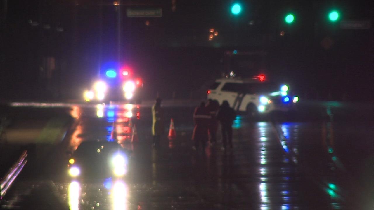 Woman struck by car in Deptford, N.J.