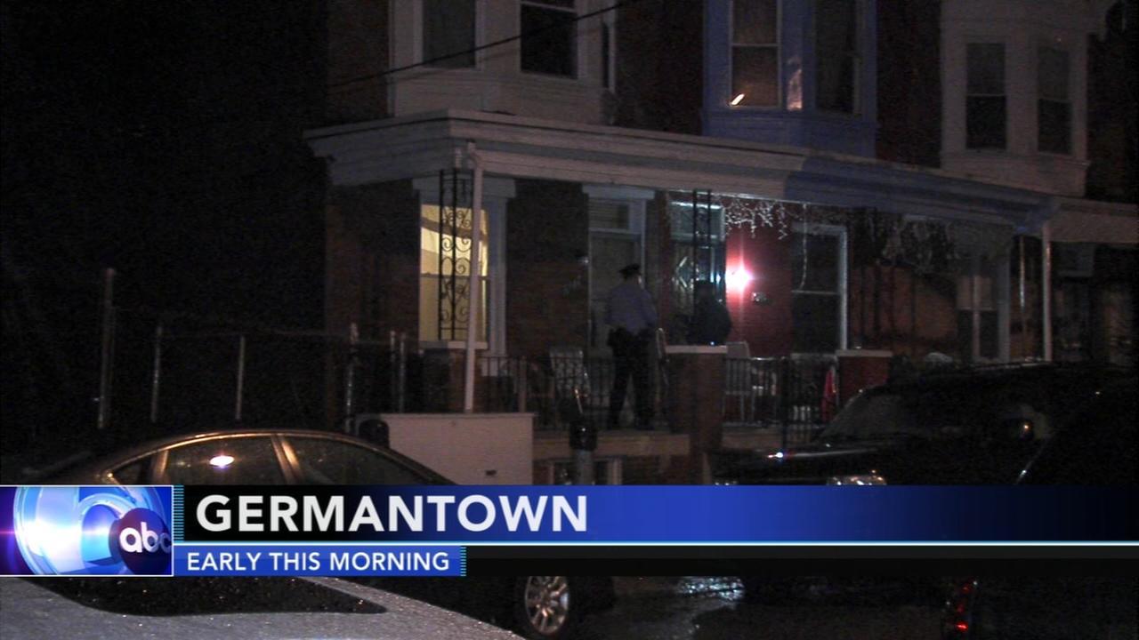 Teenager shot in Germantown