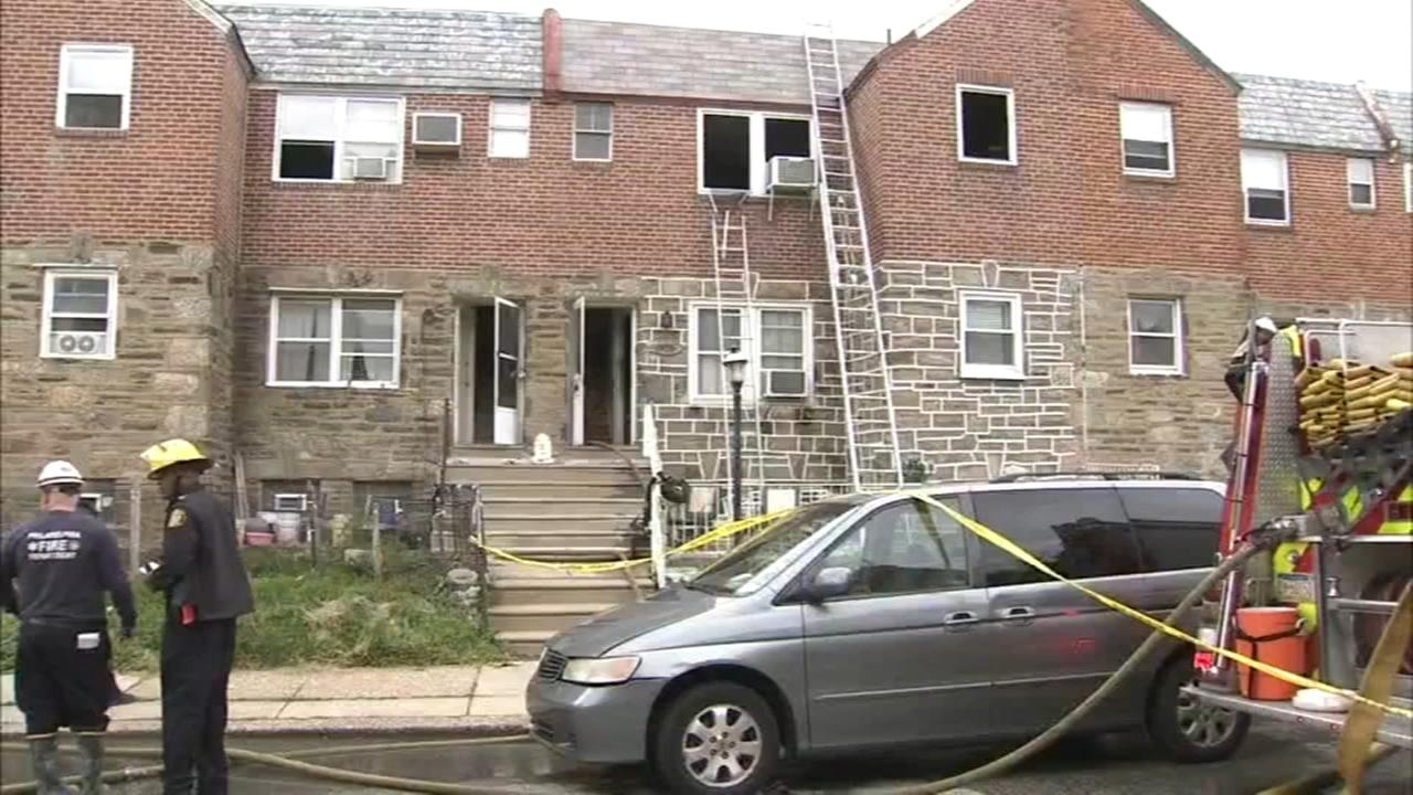 Woman killed in Northeast Philadelphia fire