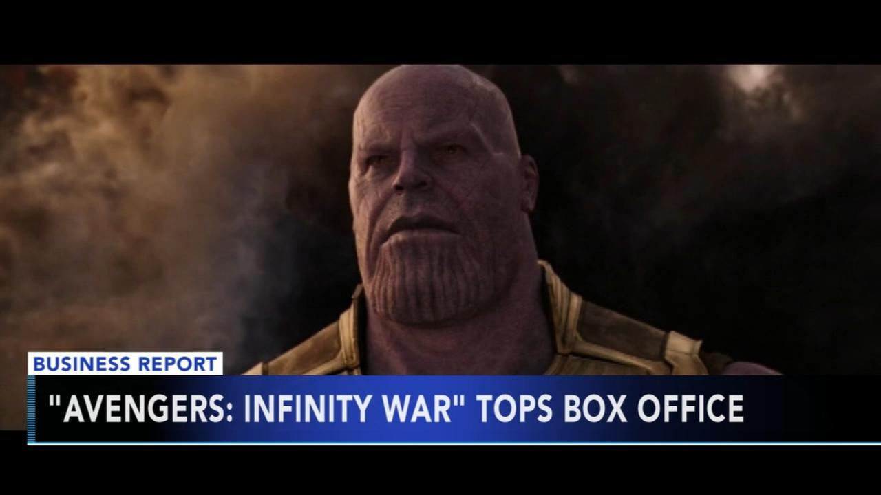 New Avengers film nabs 4th biggest preview gross ever