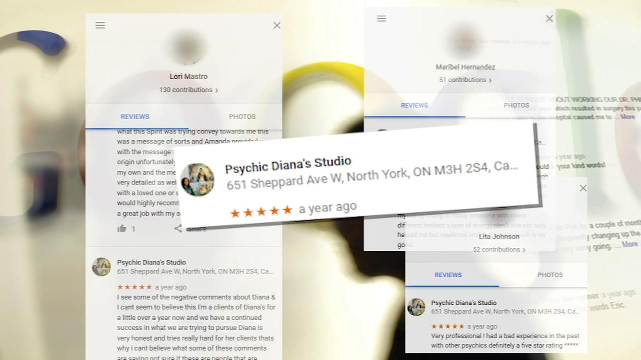 Troubleshooters: Bogus online reviews