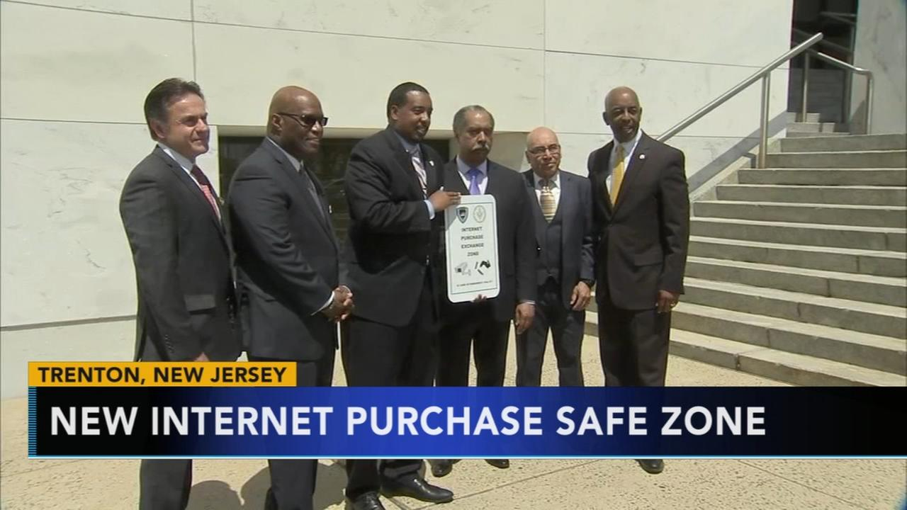 Internet Purchase Exchange Zone set up in Trenton
