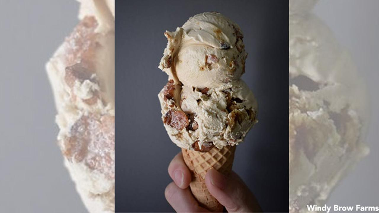 NJ creamery creates pork roll-flavored ice cream for summer