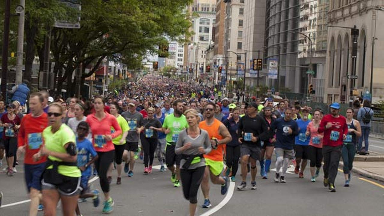 Traffic Alert: Closures Sunday due to Broad Street Run