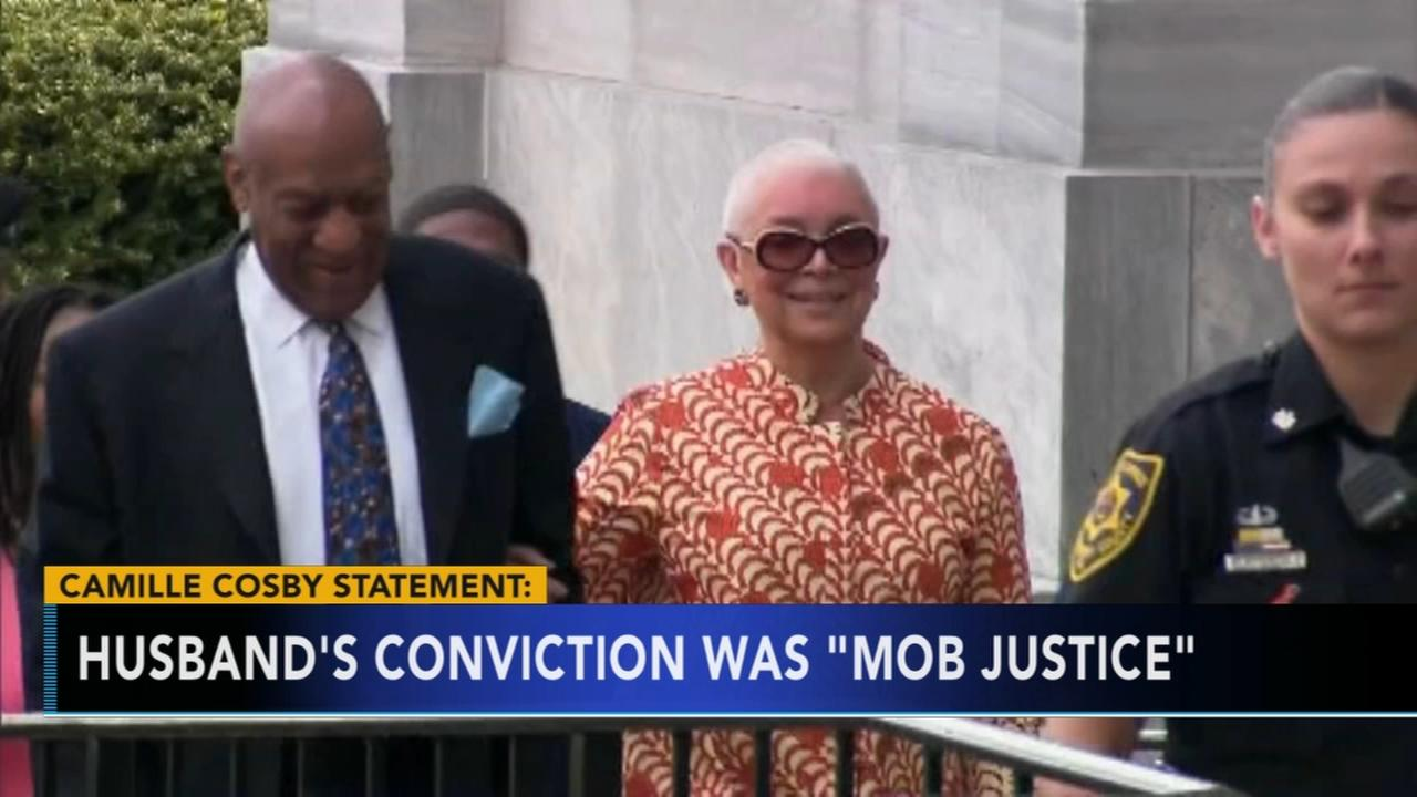 Camille Cosby calls for investigation