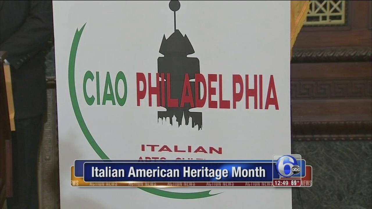 VIDEO: Italian American Heritage Month