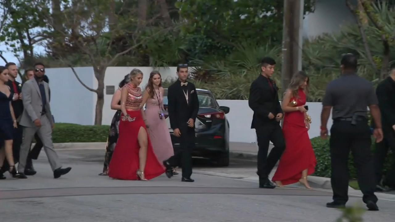 Prom night for Stoneman Douglas students