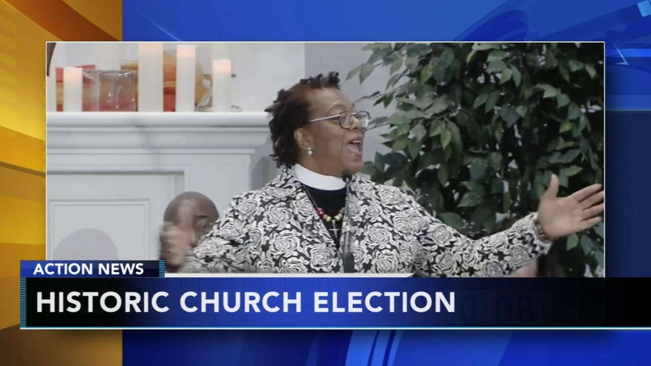Historic church election
