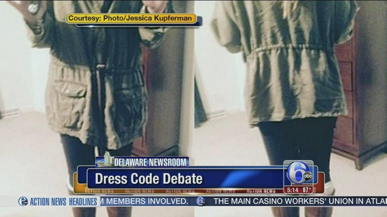 VIDEO: Dress code debate