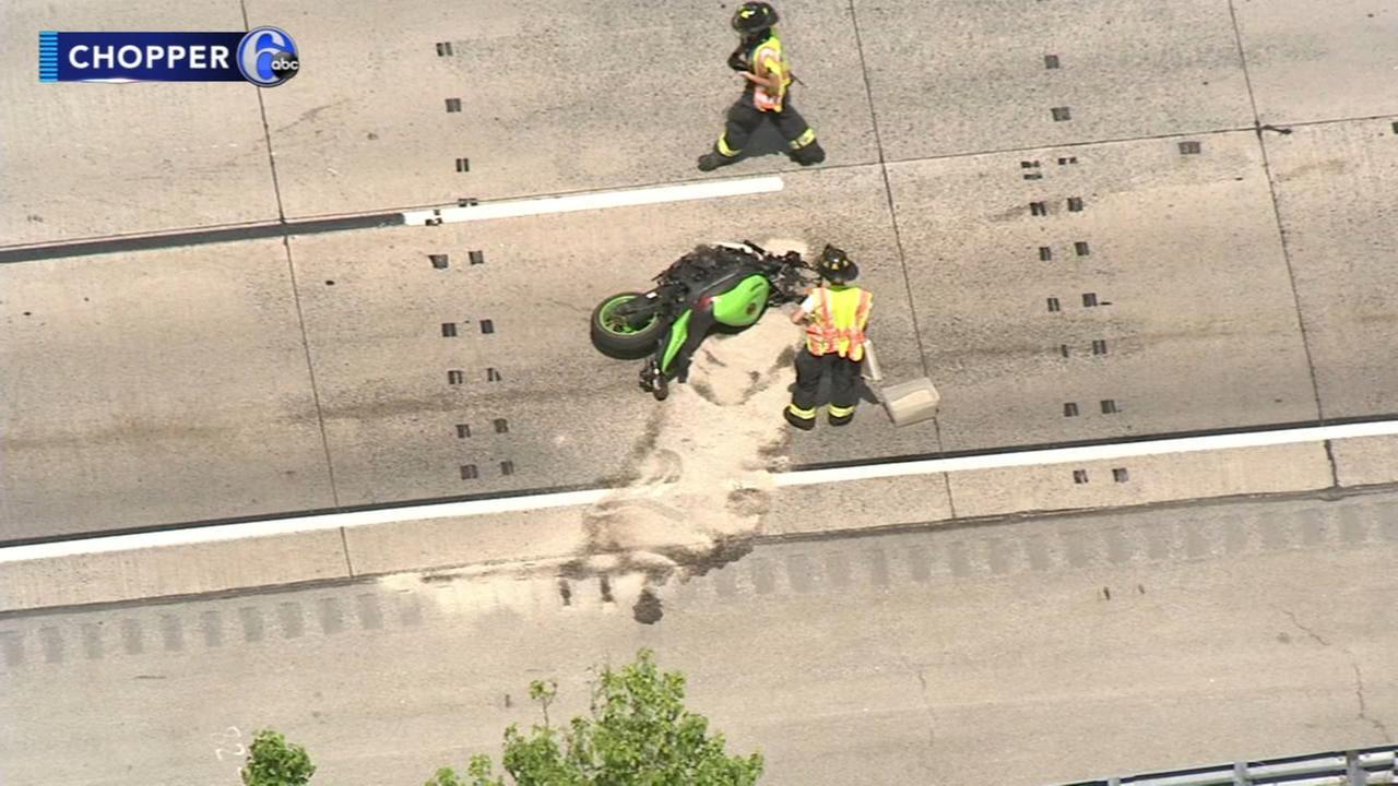 Motorcyclist killed in Newark, Delaware crash
