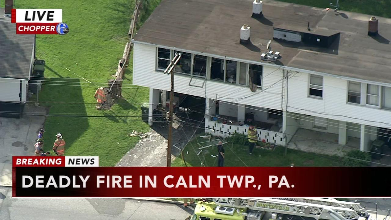 One dead following Chester County house fire