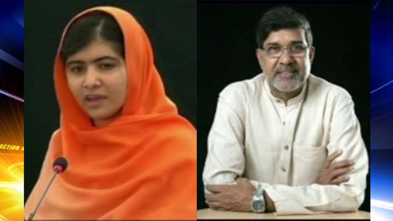 Malala, Kailash Satyarthi win Nobel Peace Prize