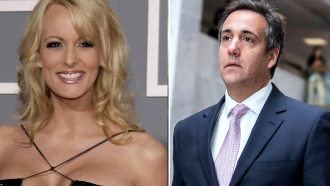 Porn stars lawyer says Russian paid Trump attorney Cohen