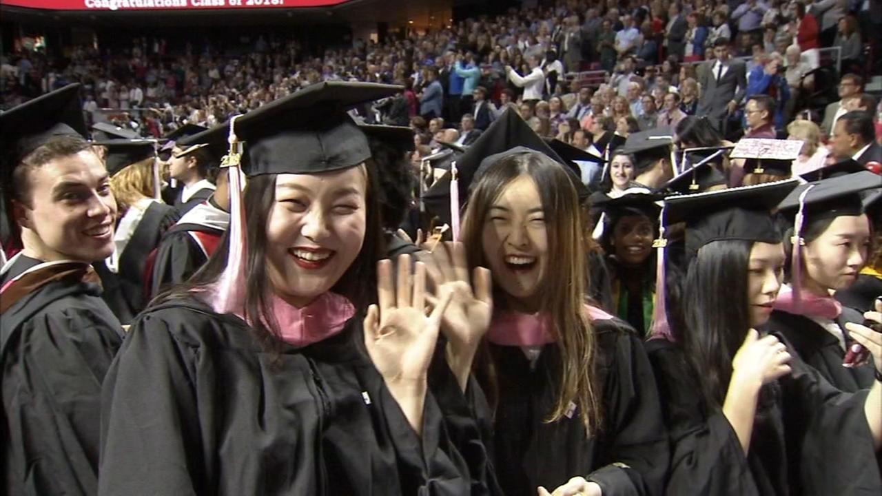 Temple graduates largest class