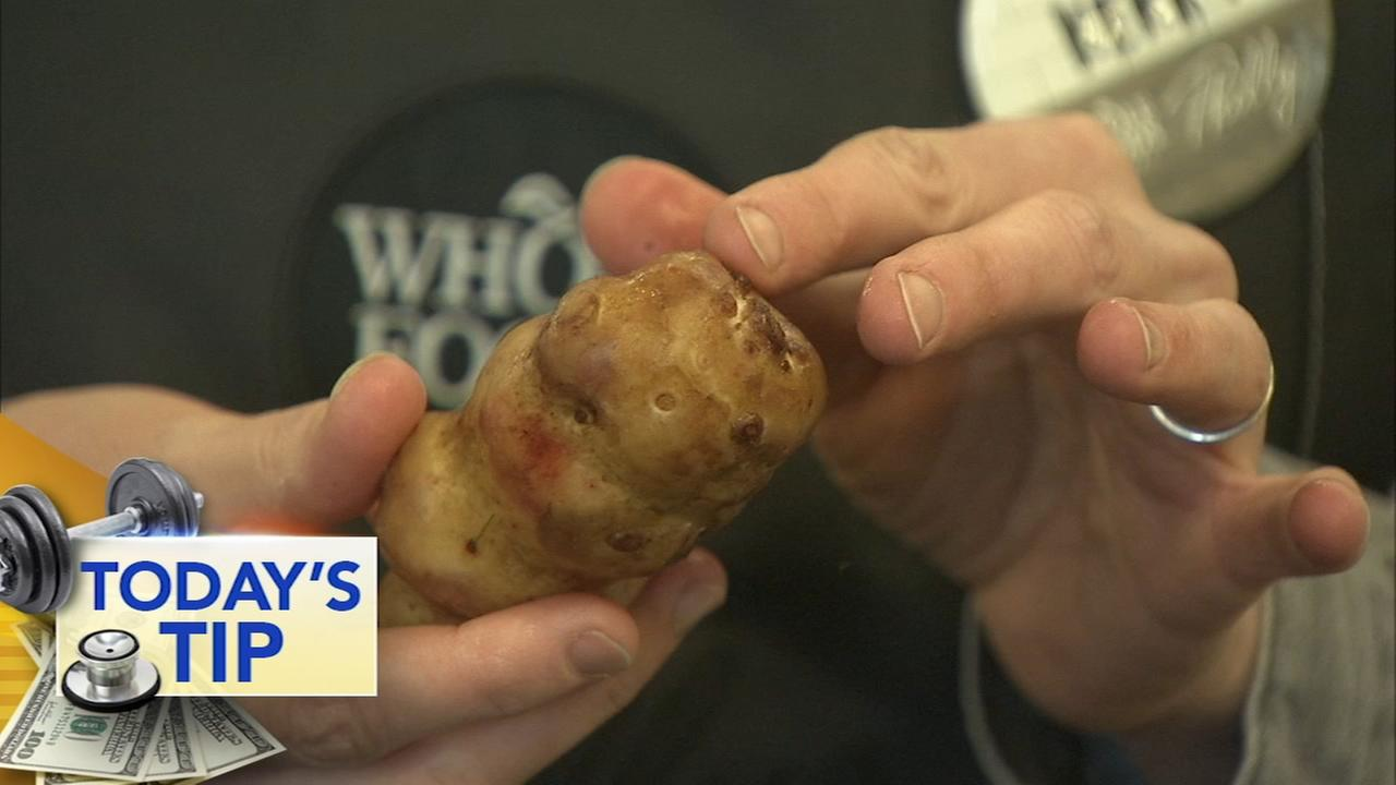 All about sunchokes - Todays Produce Tip