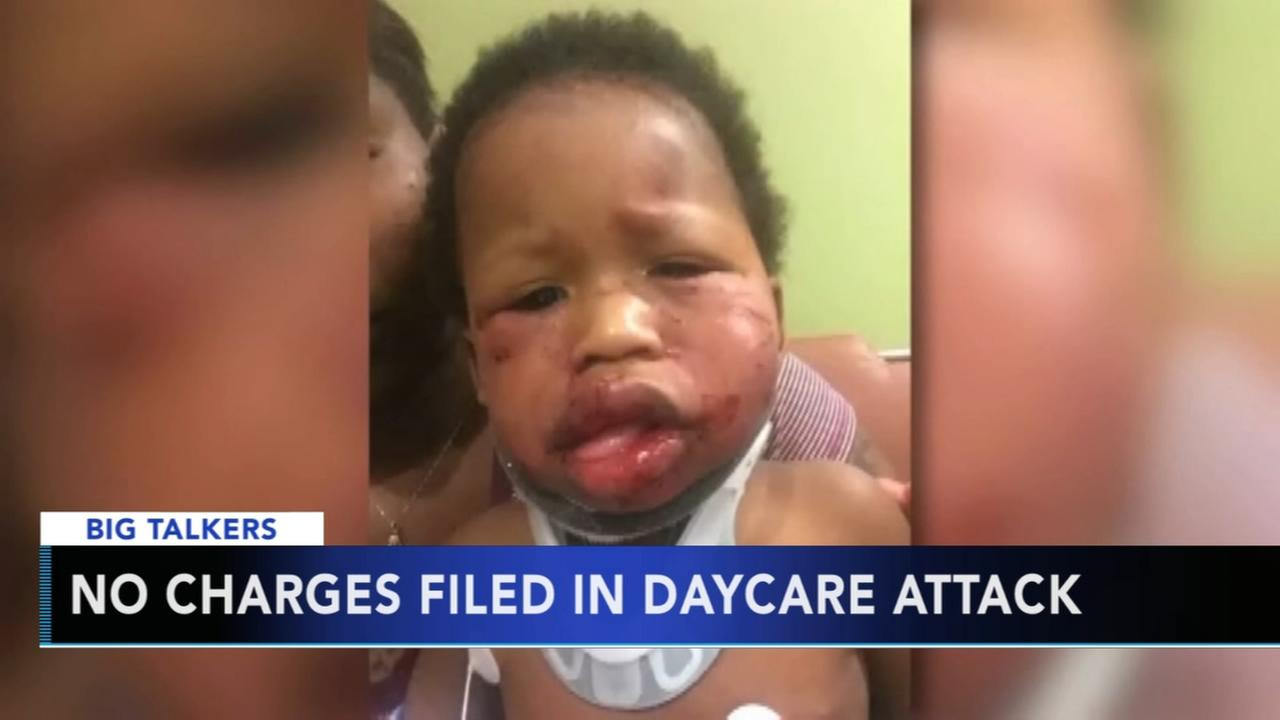 No charges in Indiana day care attack that hurt one-year-old