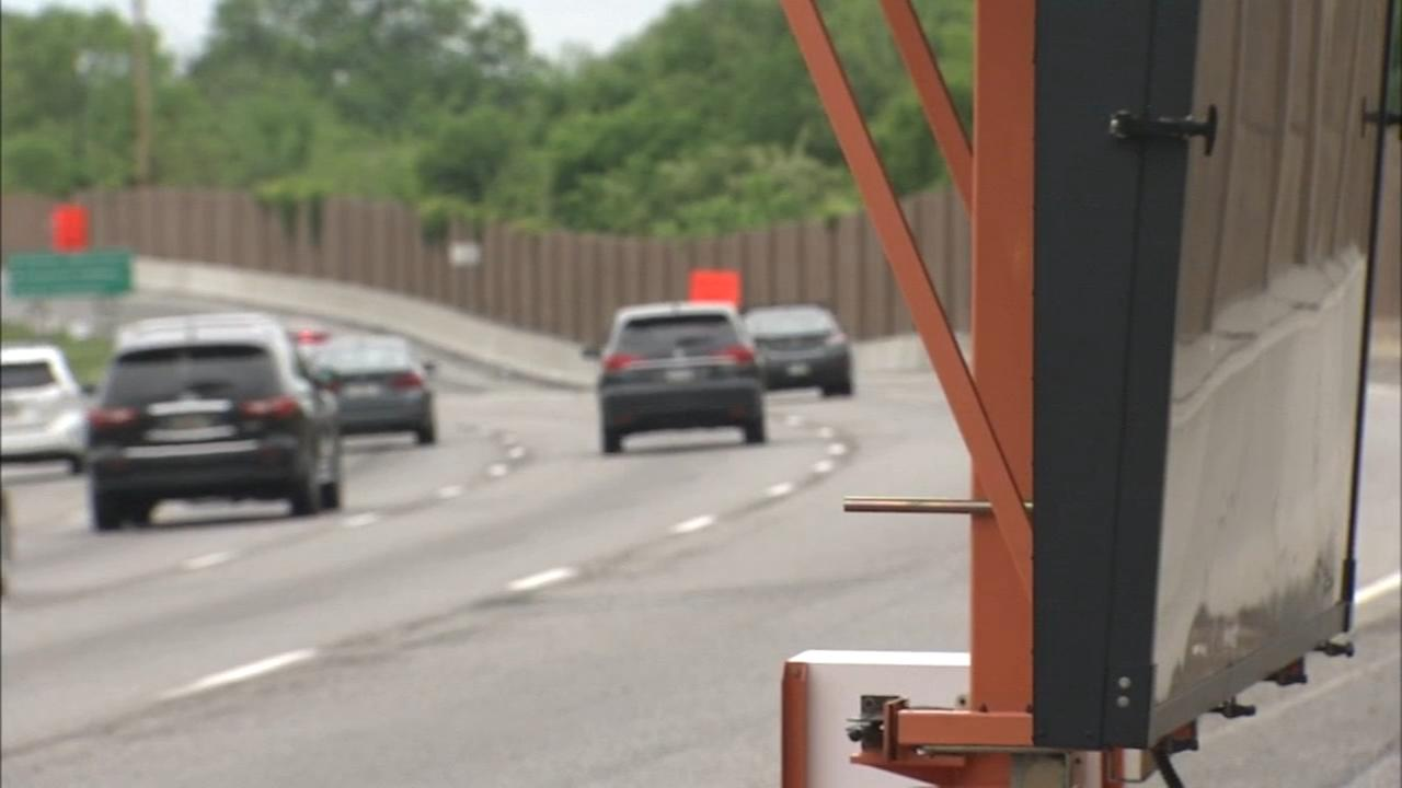 Obscene highway sign suprises drivers in Delco