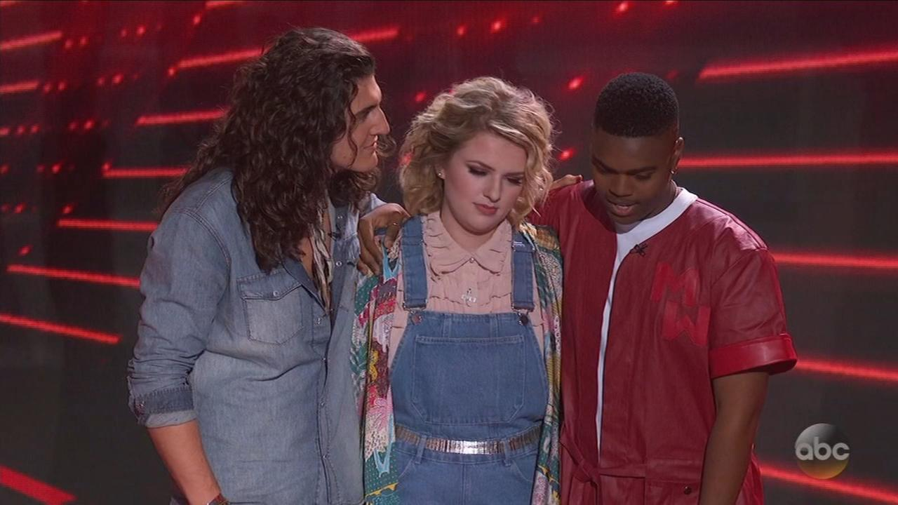 Michael J. Woodard eliminated from American Idol